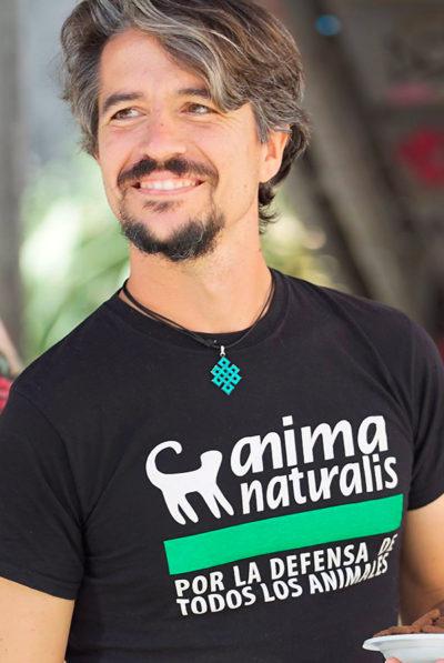 Camiseta Oficial AnimaNaturalis – Unisex