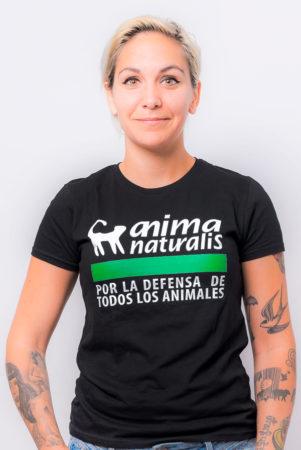 Camiseta AnimaNaturalis – Mujer