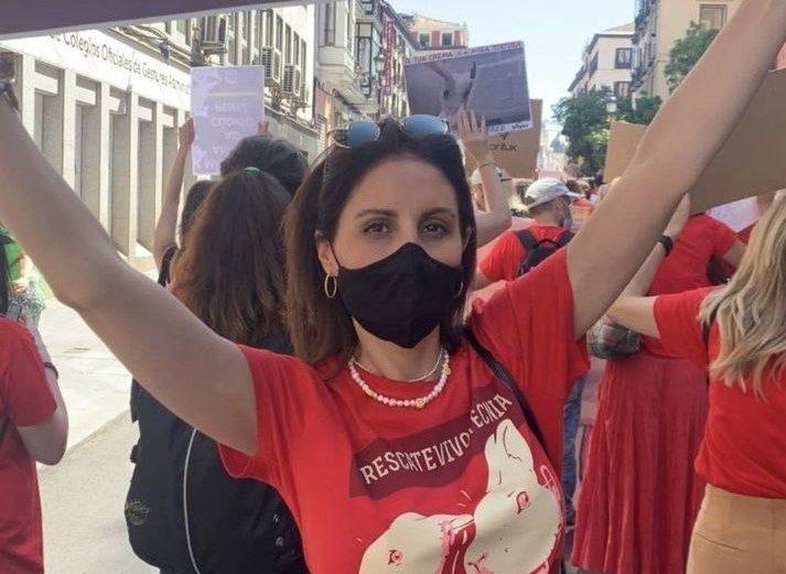 Camiseta #RescateVivotecnia – Mujer
